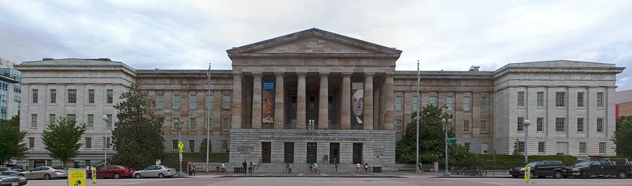 Museo Smithsoniano de Arte Americano, museos en Washington recomendados