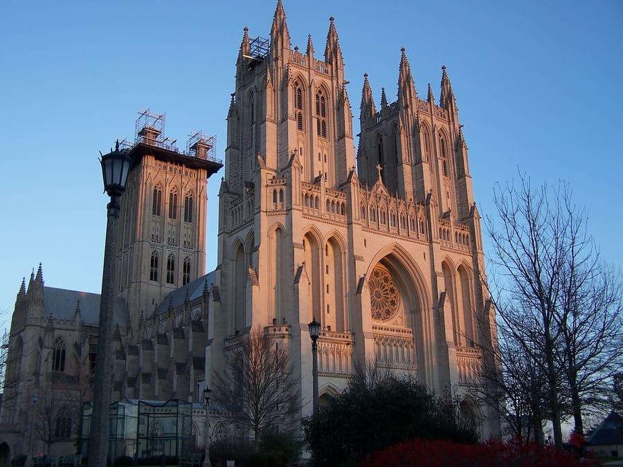 Catedral Nacional de Washington, sitios que visitar en Washington