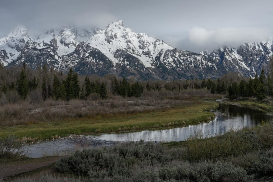 where to stay in grand teton and yellowstone