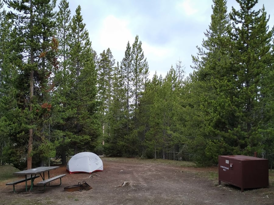 accommodation in yellowstone where to stay