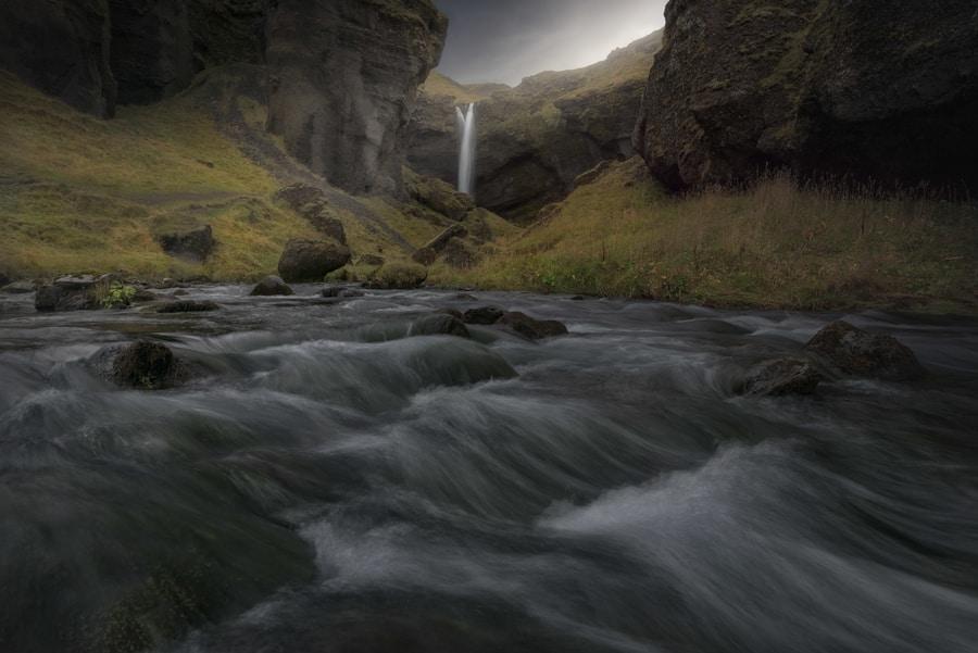 Mejores pasos para hacer fotografía de paisaje de larga exposición