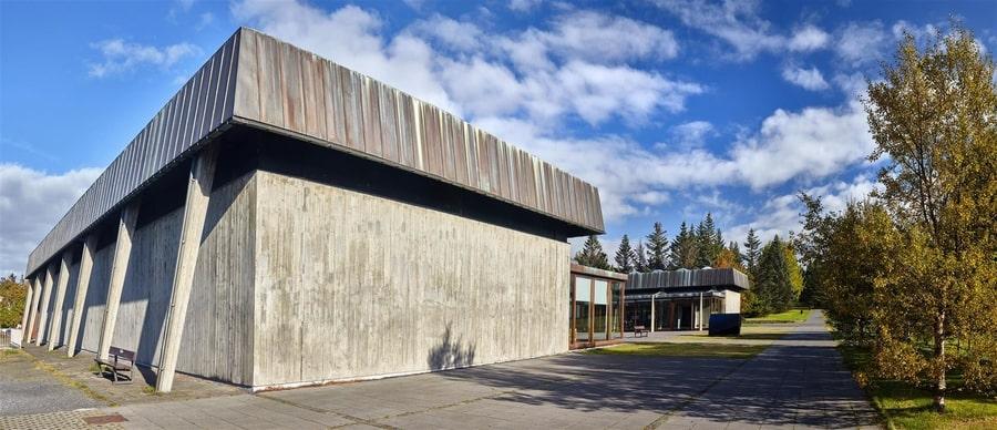 Reykjavík Art Museum, an important art museum in Reykjavík