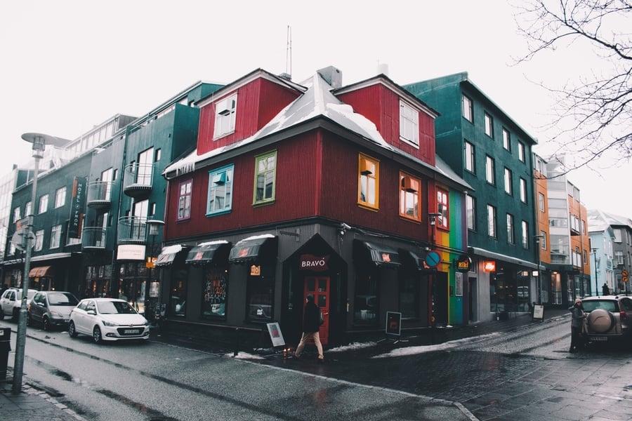 Street Art, a must see in Reykjavík