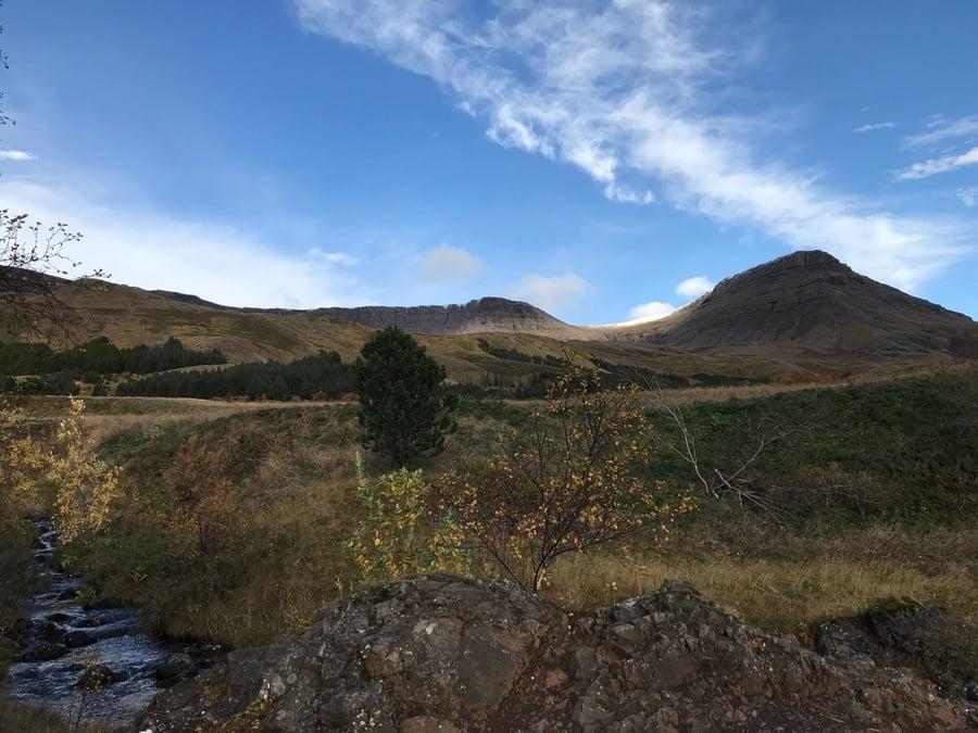 Mount Esja, the best hikes in Reykjavík