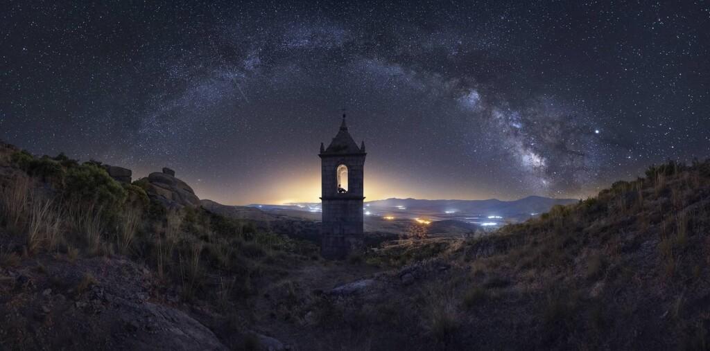 """""""Enchanted Monastery"""" – Ramón Morcillo"""