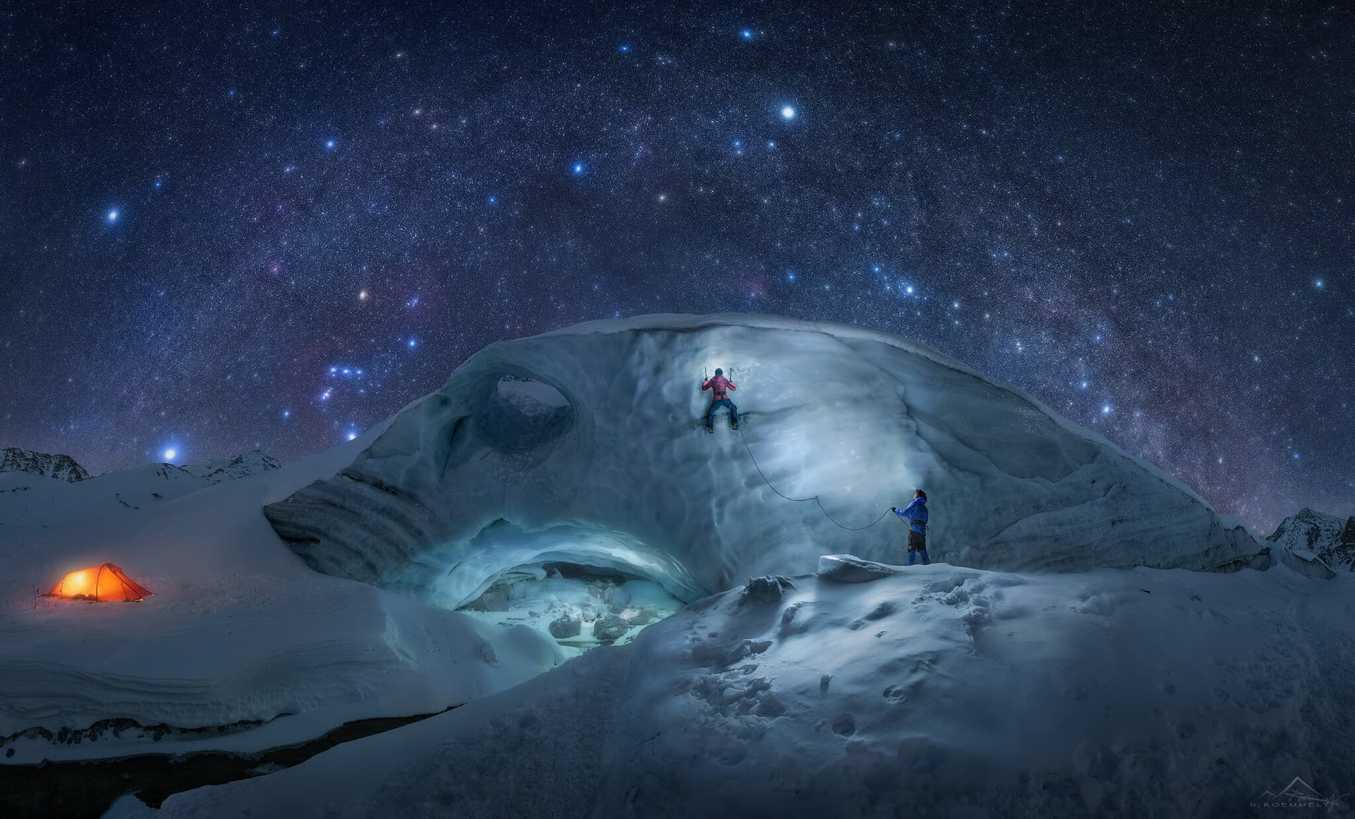 Mejores fotos de la Vía Láctea