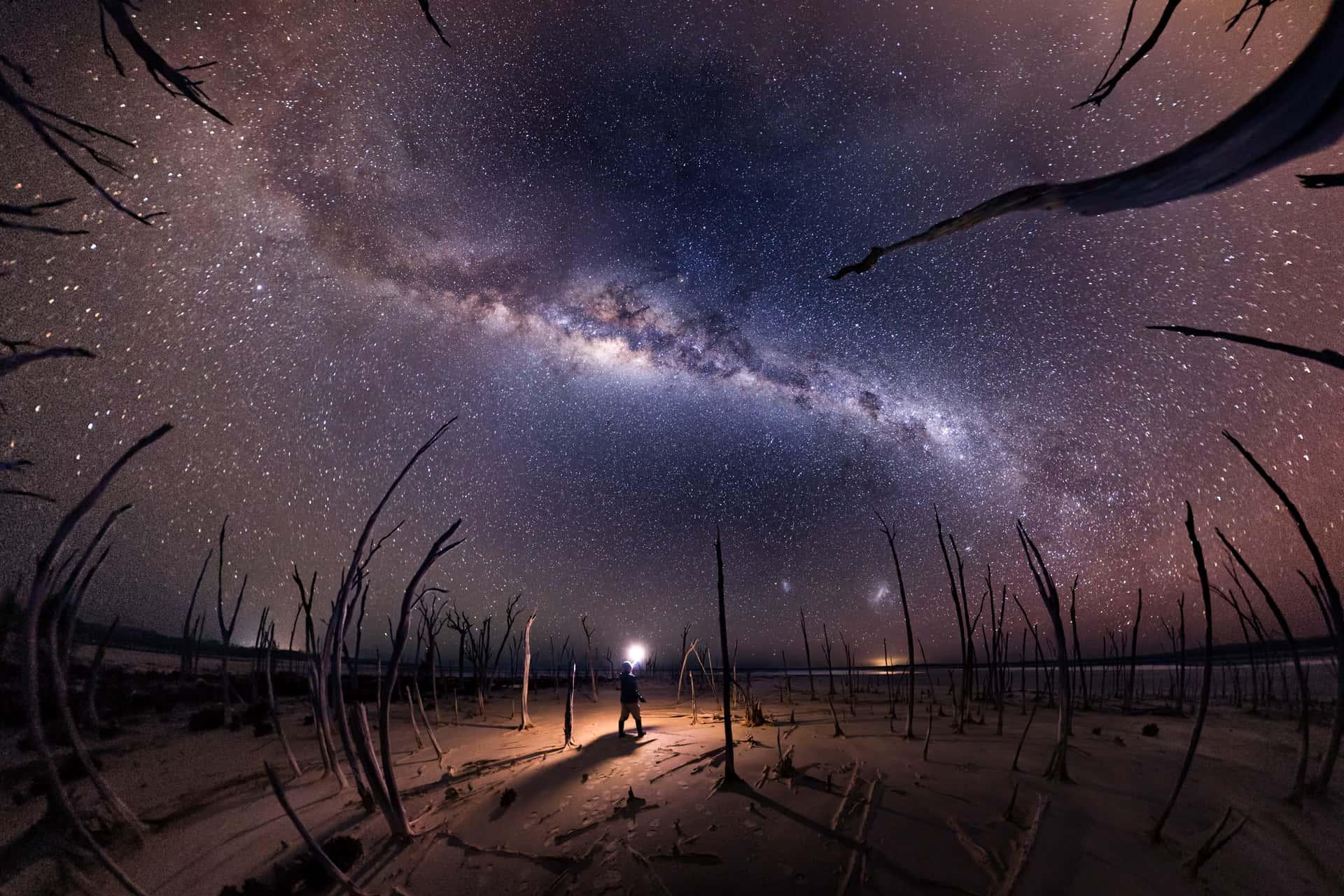 mejores imagenes de la via lactea Michael Goh