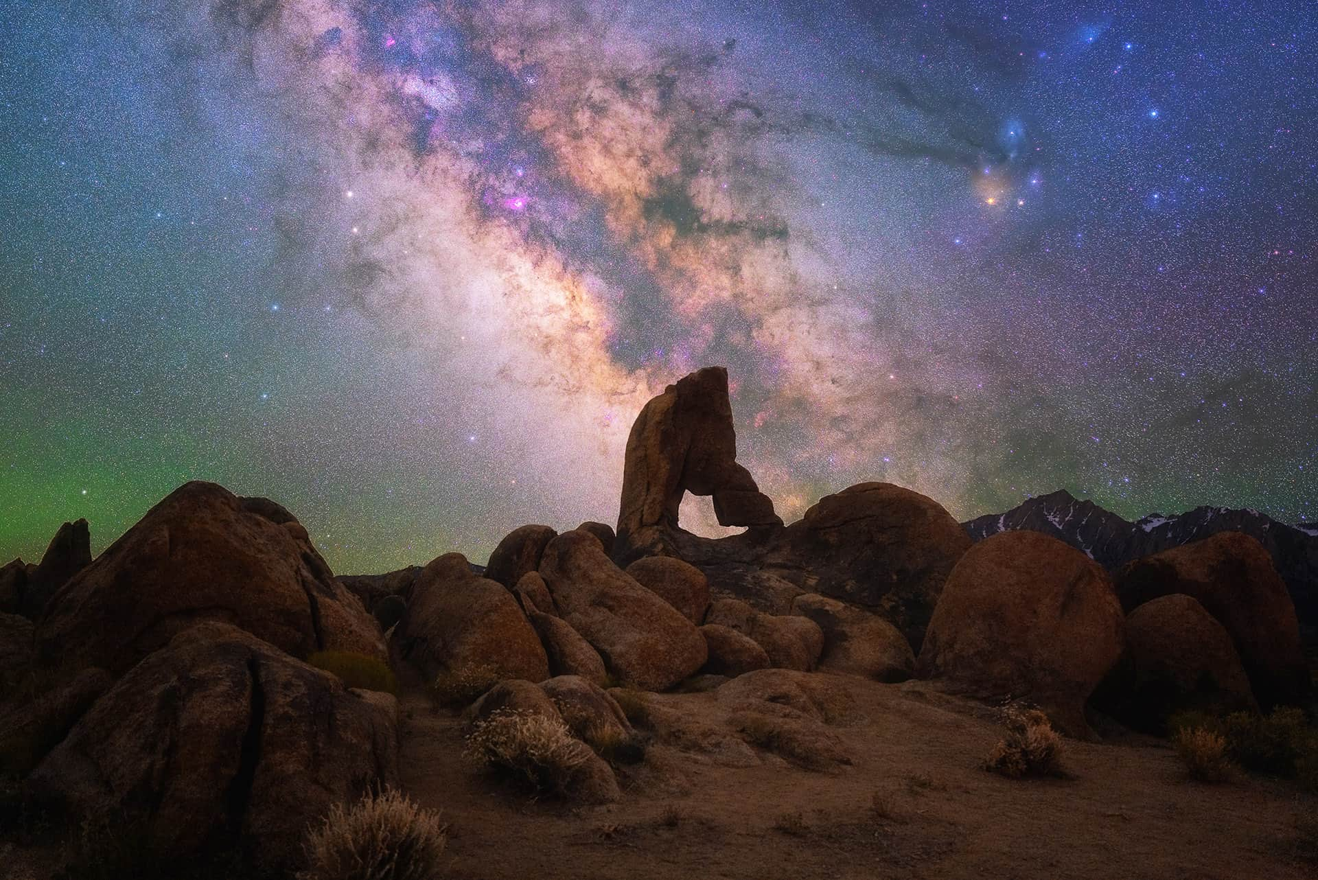 Best Milky Way images in USA
