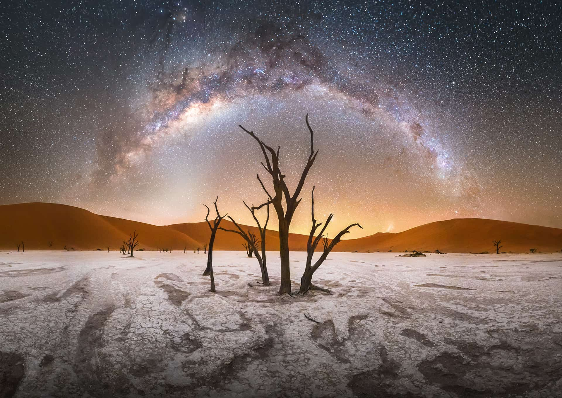 Best Milky Way images Namibia