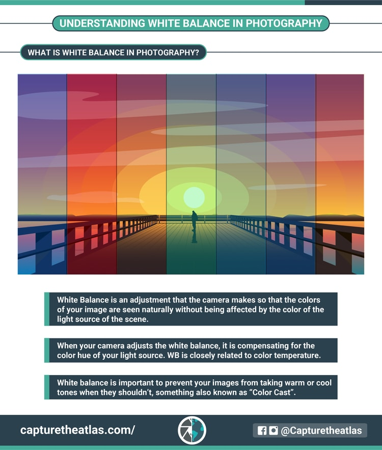 White balance in photography guide