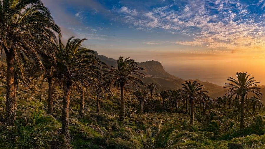 La Gomera, the quietest canary island