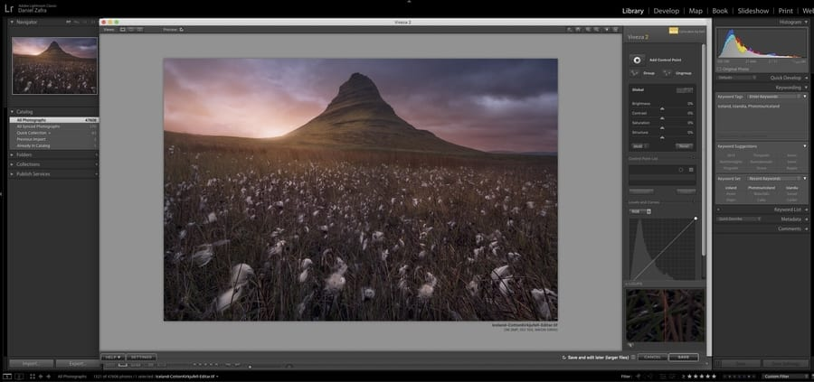 How to use Nik Collection in Lightroom