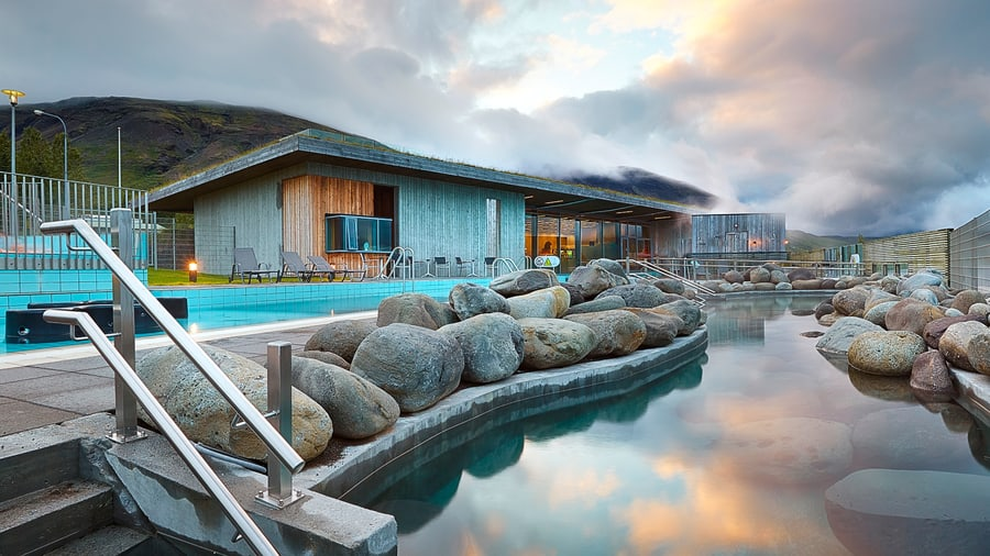 Fontana Geothermal Baths, what to do Golden Circle Iceland