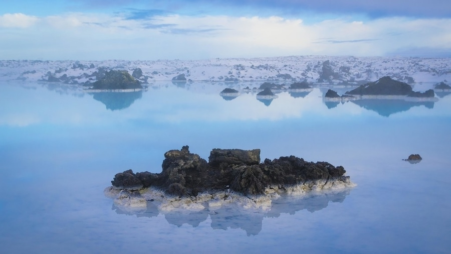 How to organize your visit to the Blue Lagoon of Iceland