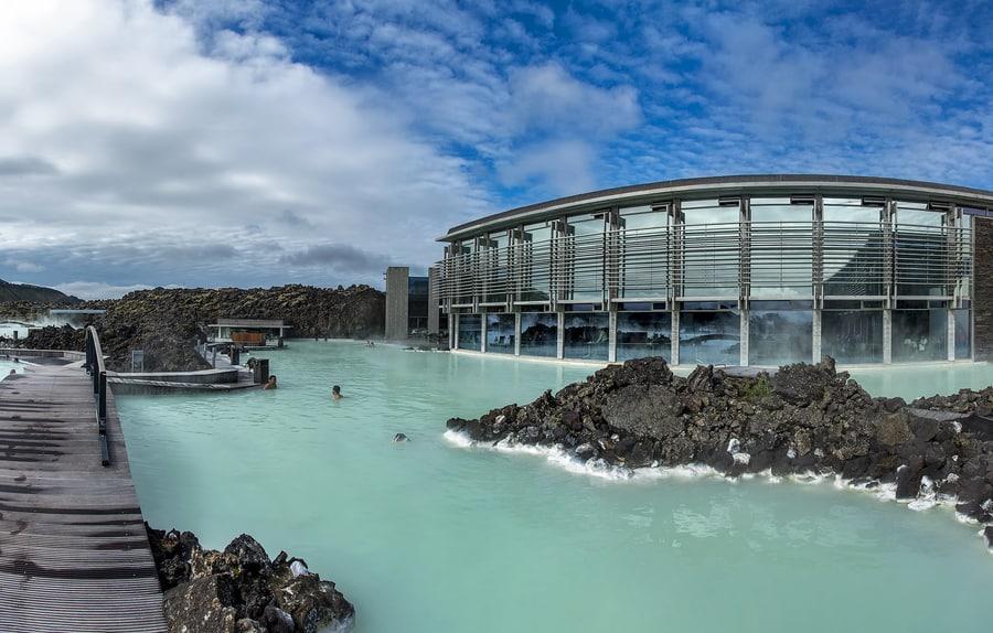 A qué hora abre la Laguna Azul de Islandia