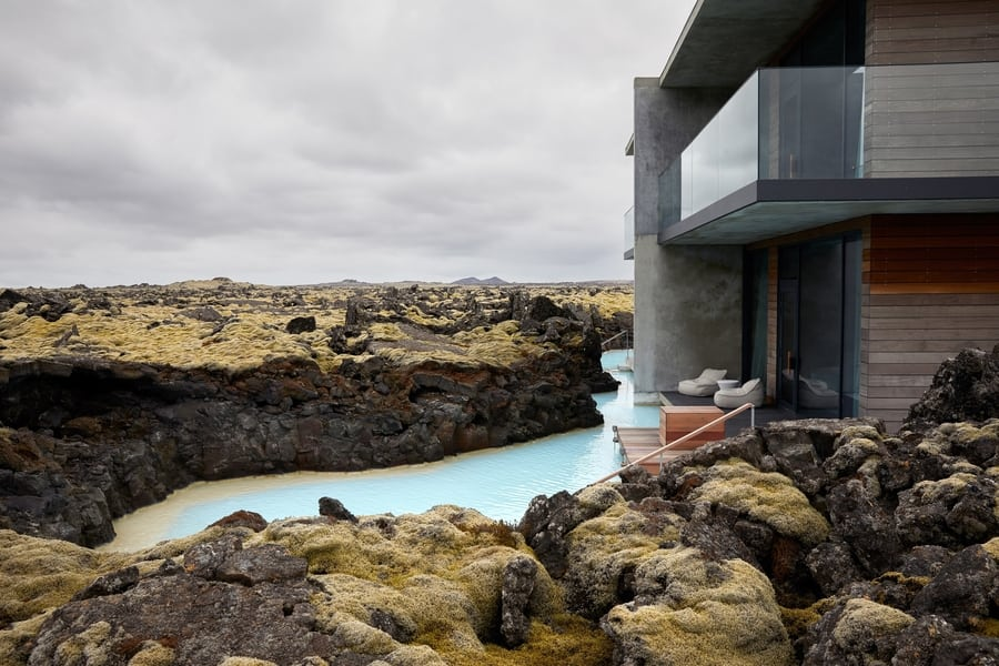 How long can you stay at the Blue Lagoon?