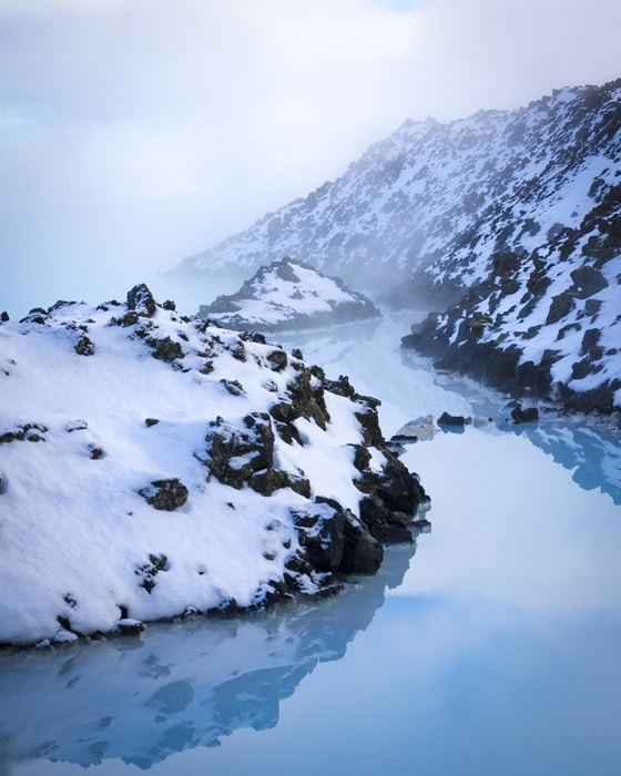 Best time to visit Blue Lagoon Iceland