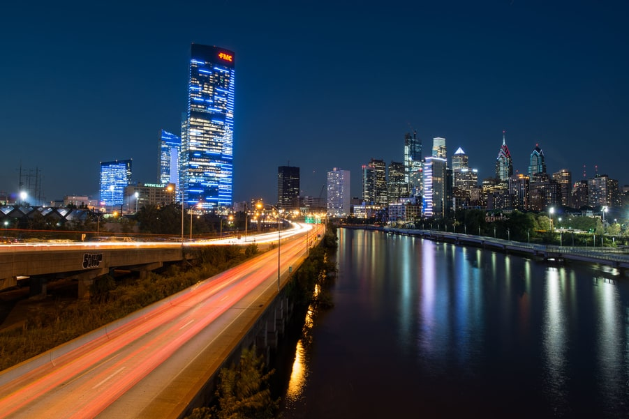 shutter speed for long exposure night photography