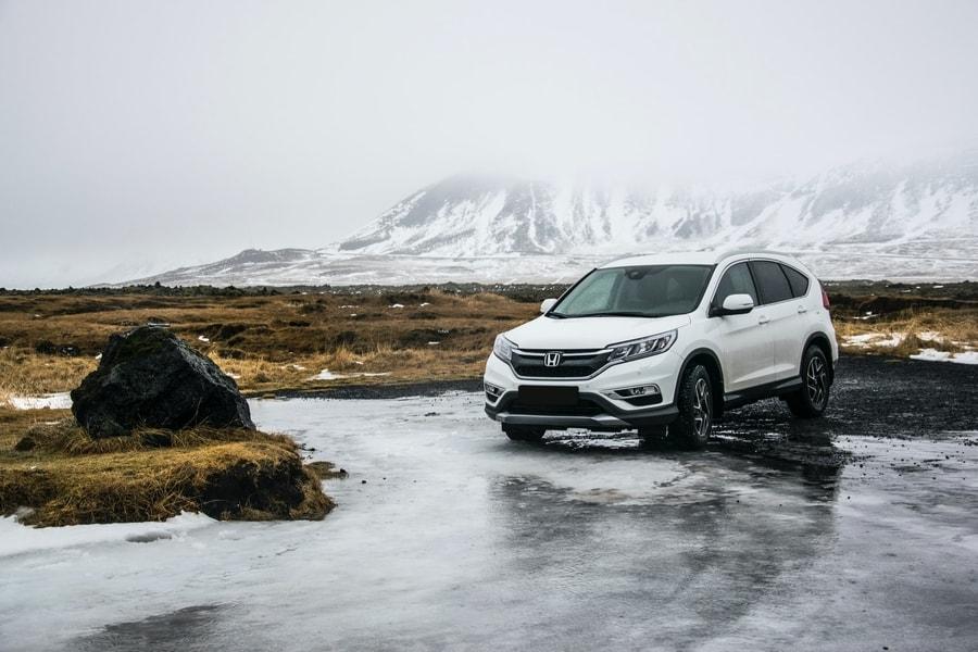 Car rental insurance in Iceland