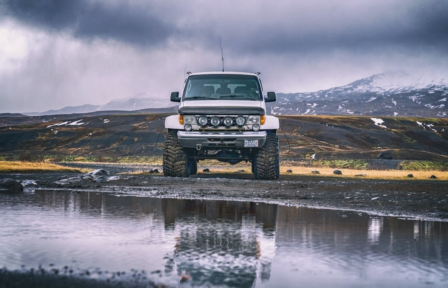 Car rental company Iceland, what is the best