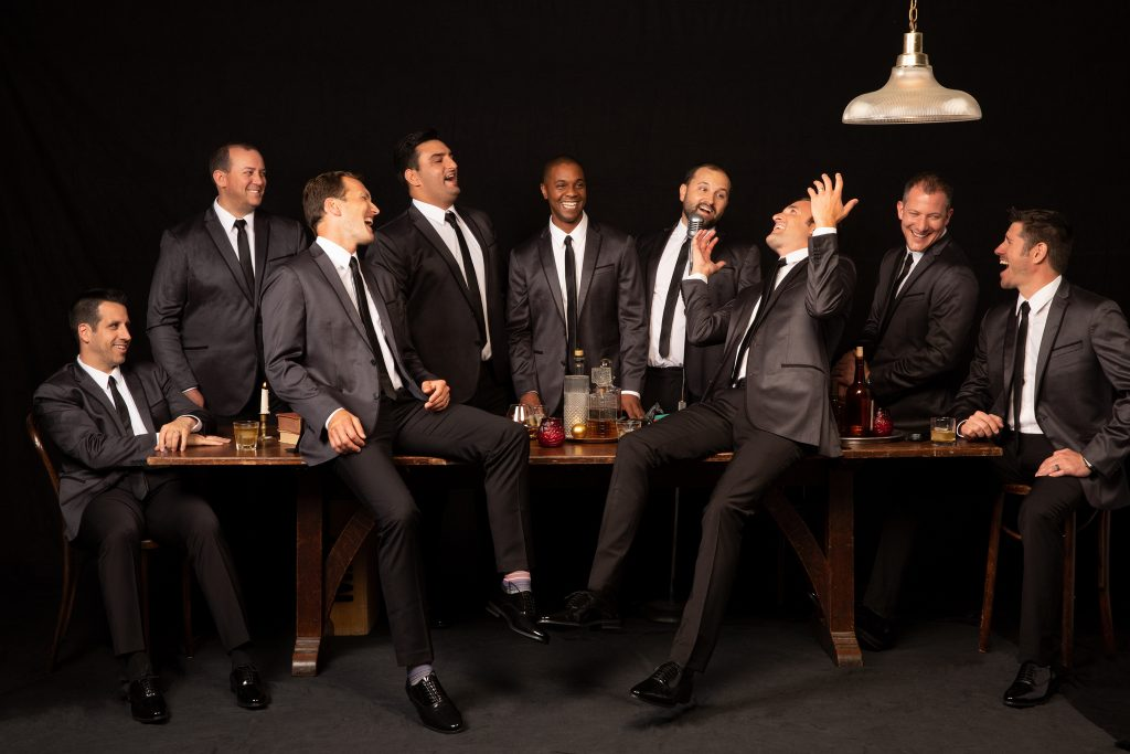 cappella group Straight No Chaser