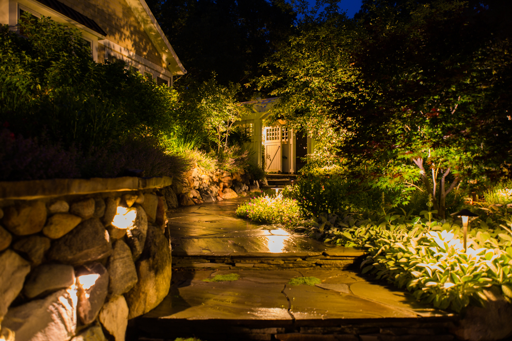 Landscape Illumination: Outdoor Lighting Is Essential for Security, Safety and Beauty