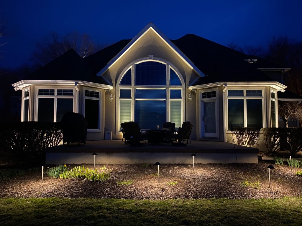 Landscape Illumination Outdoor Lighting