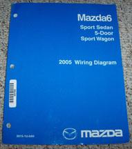 2005 Mazda 6 Wiring Diagram Manual
