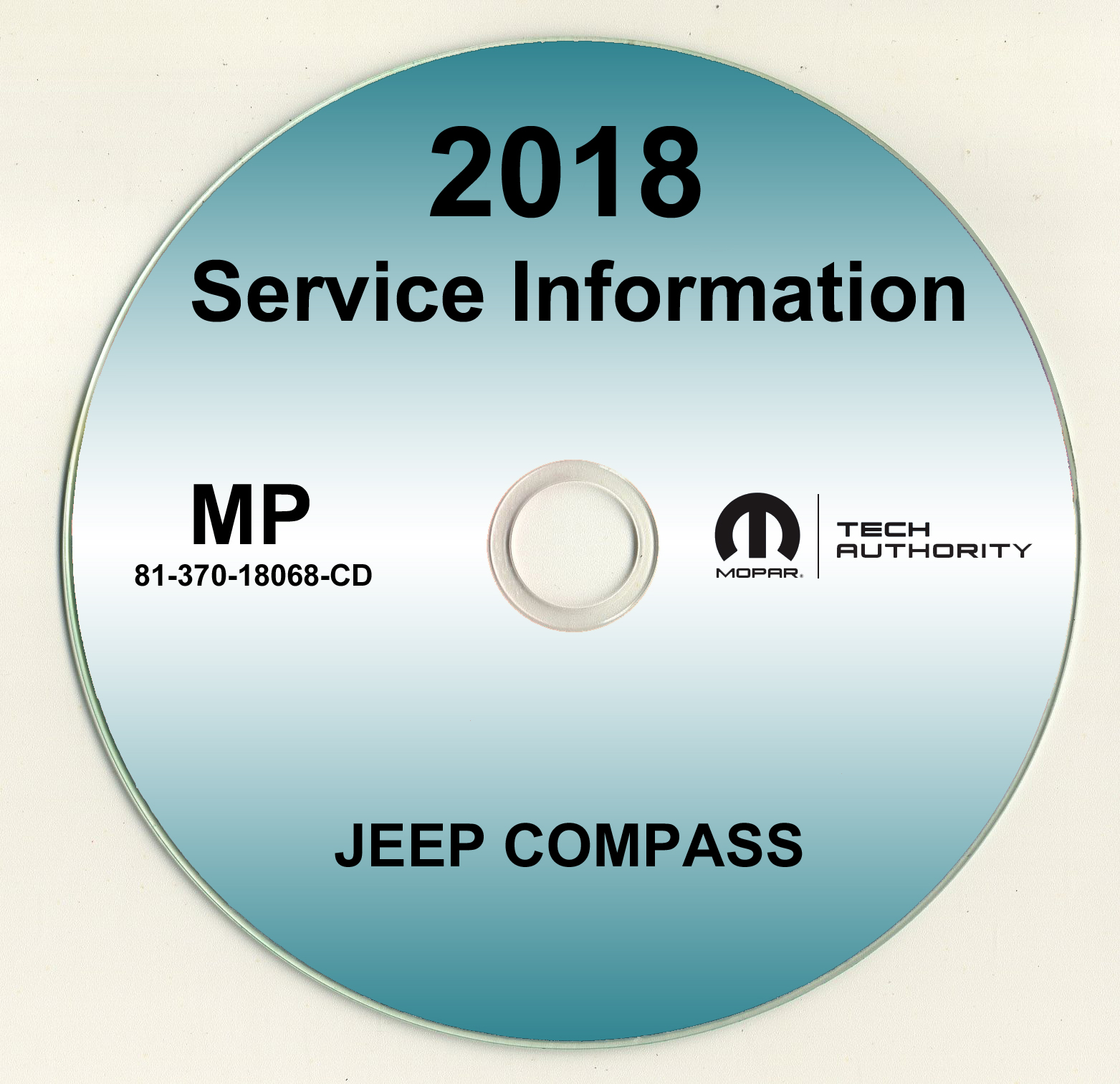2018 Jeep Compass Shop Service Repair Manual Cd Manual Guide
