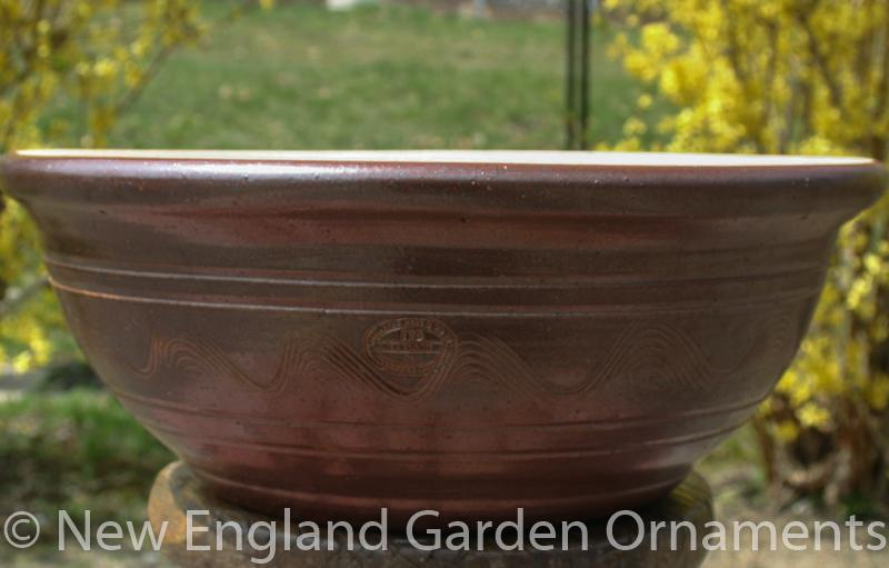 Garden Stoneware Planter New England Garden Ornaments