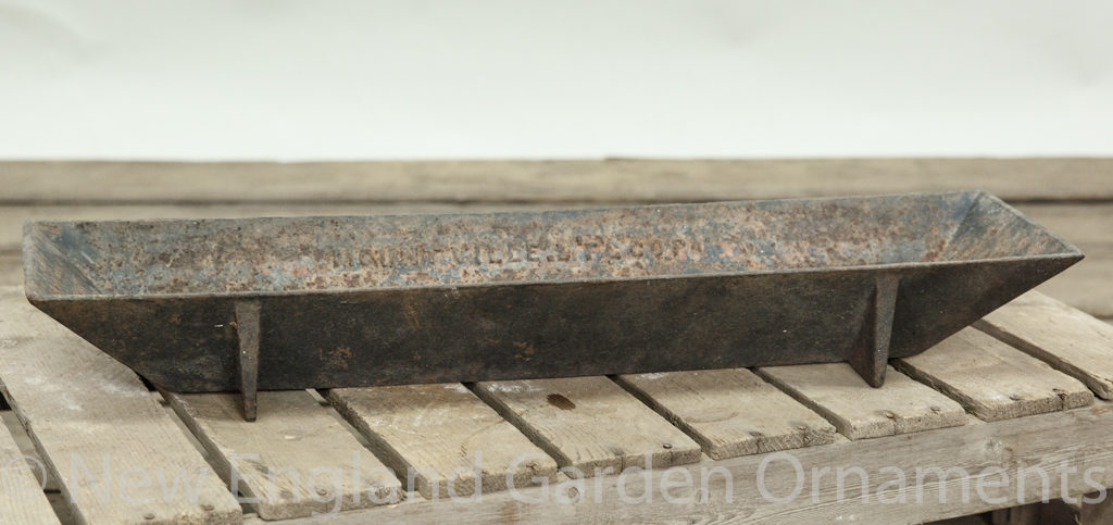 Antique Cast Iron Feeding Trough