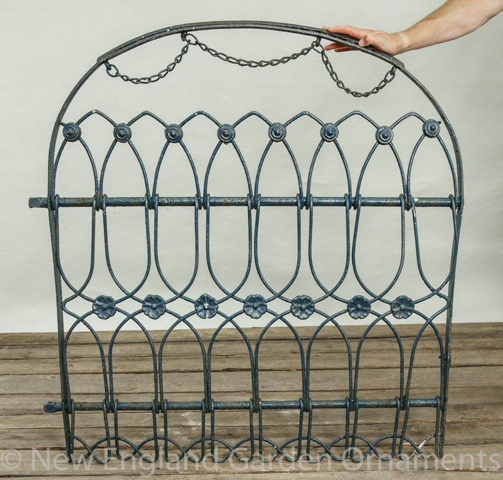 Antique Wirework Gate