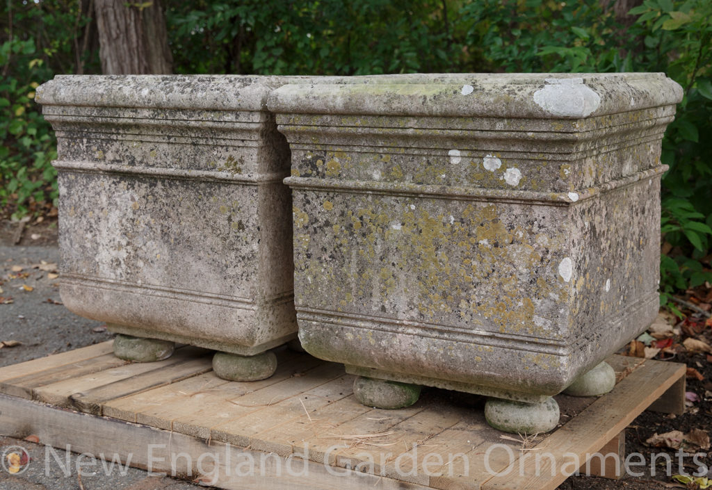 Magnificent Antique Stone Planter