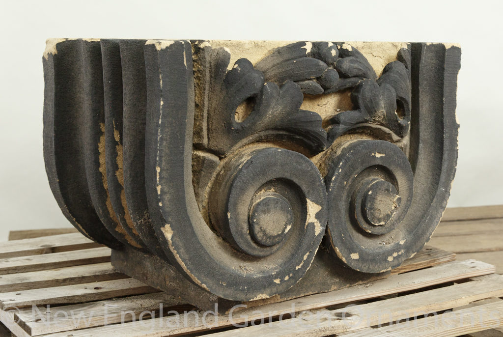 Large Antique Architectural Element