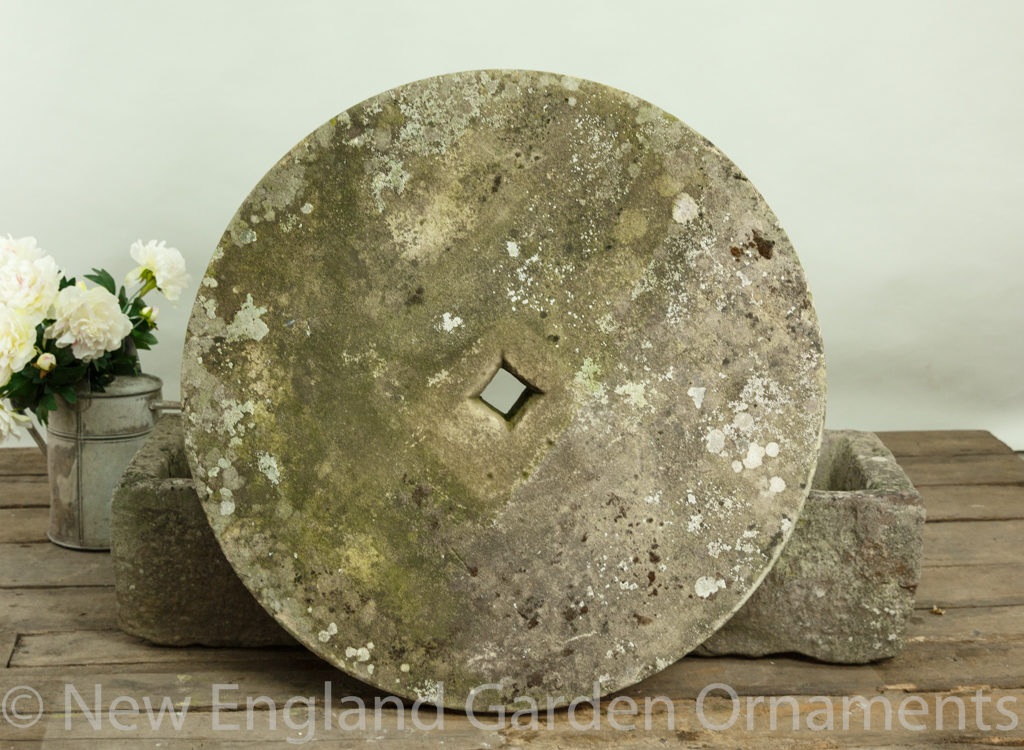 Large Antique Millstone