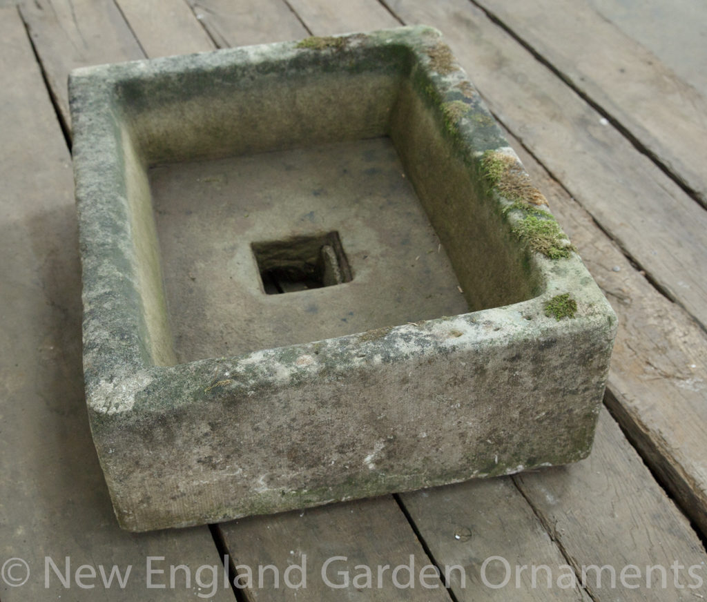 Antique Farm Stone Sink