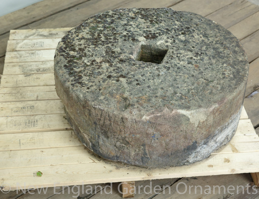 English Antique Millstone