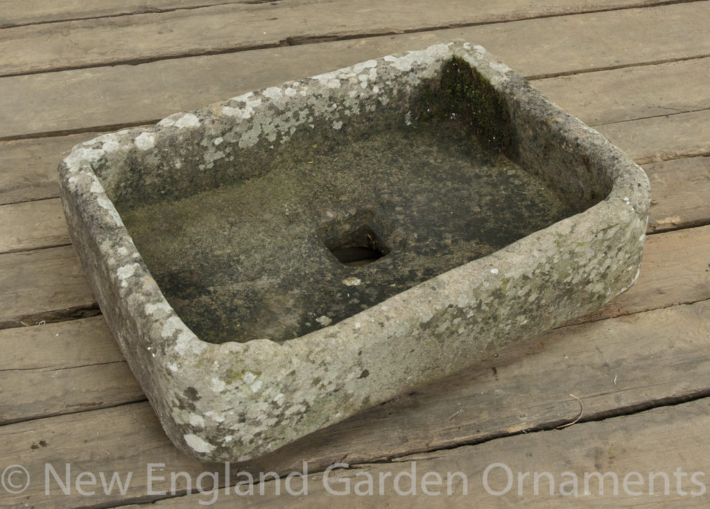 English Antique Stone Sink
