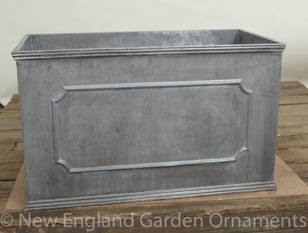 Classic Rectangular Lead Cistern