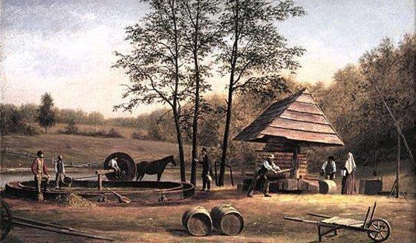 Antique Cider Mills and the Art of Cider Making
