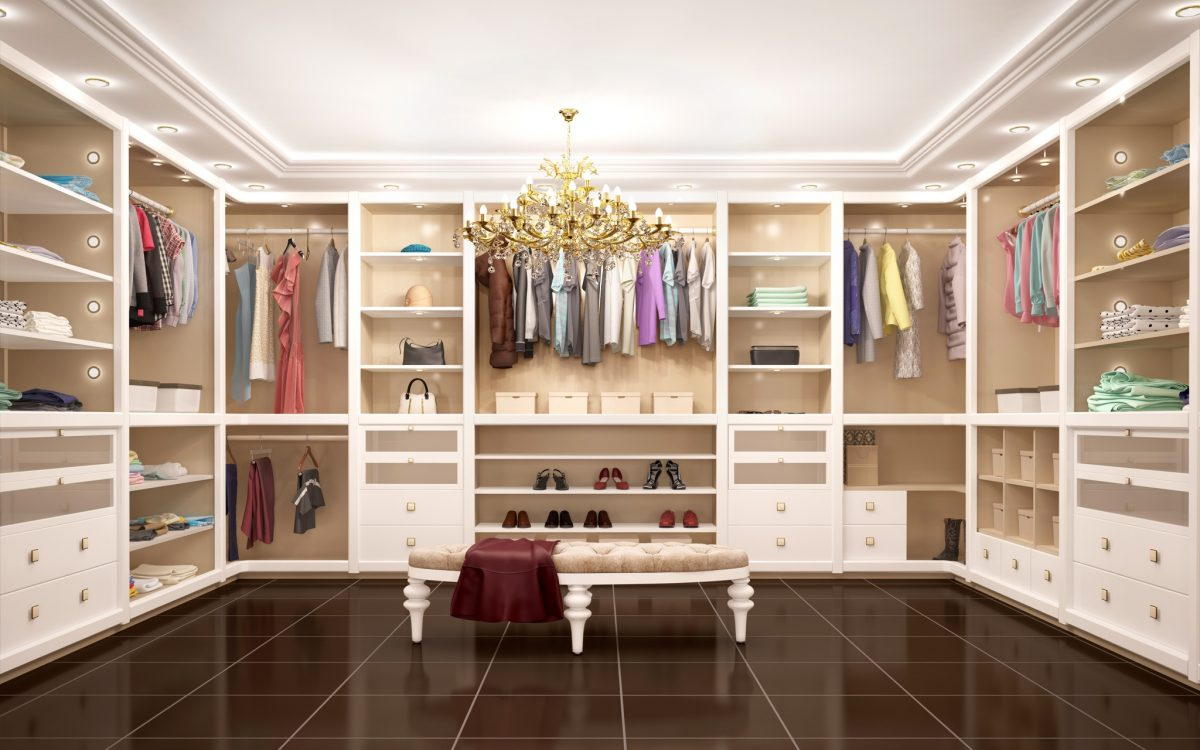 Turn Wasted Space into the 5th Ave. Boutique of Your Dreams!