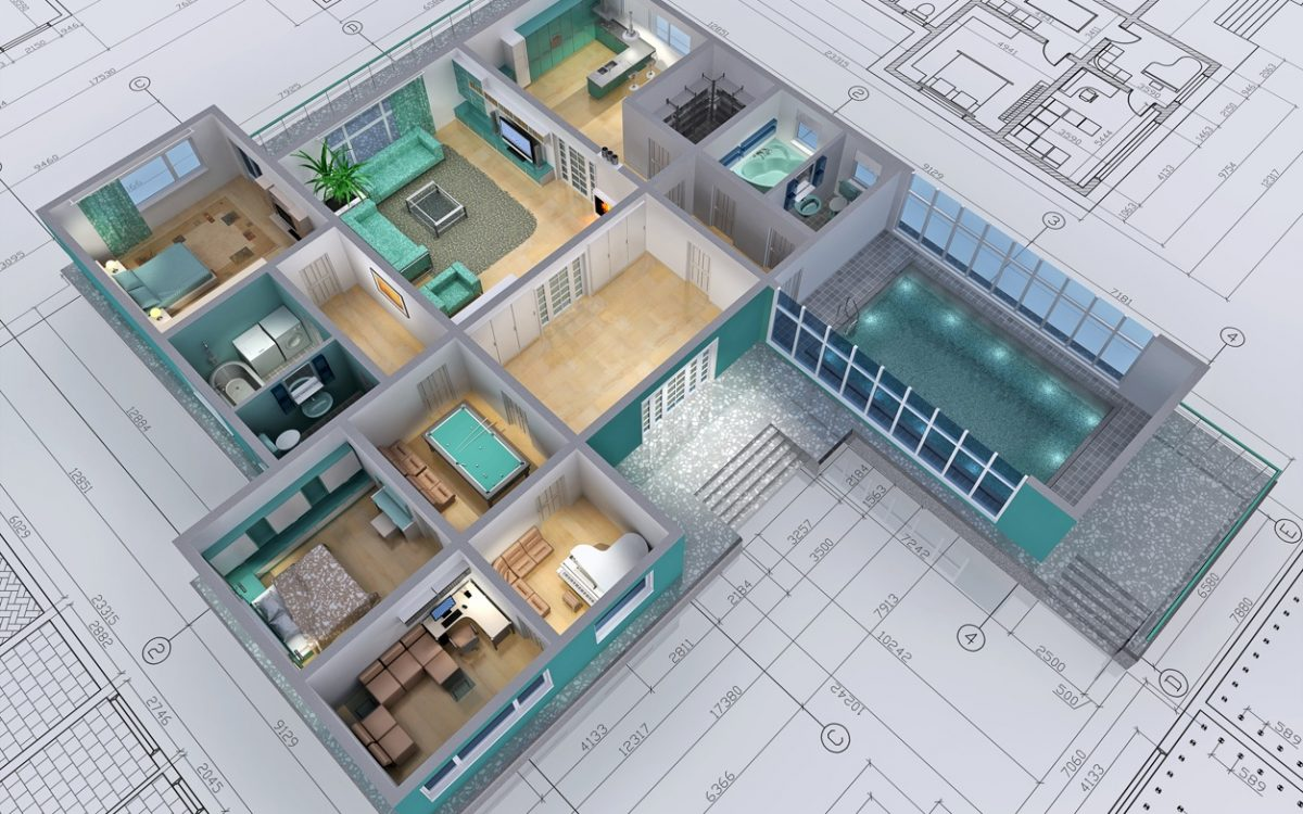 Using 3D Renderings to Visualize Your Home Improvement Project