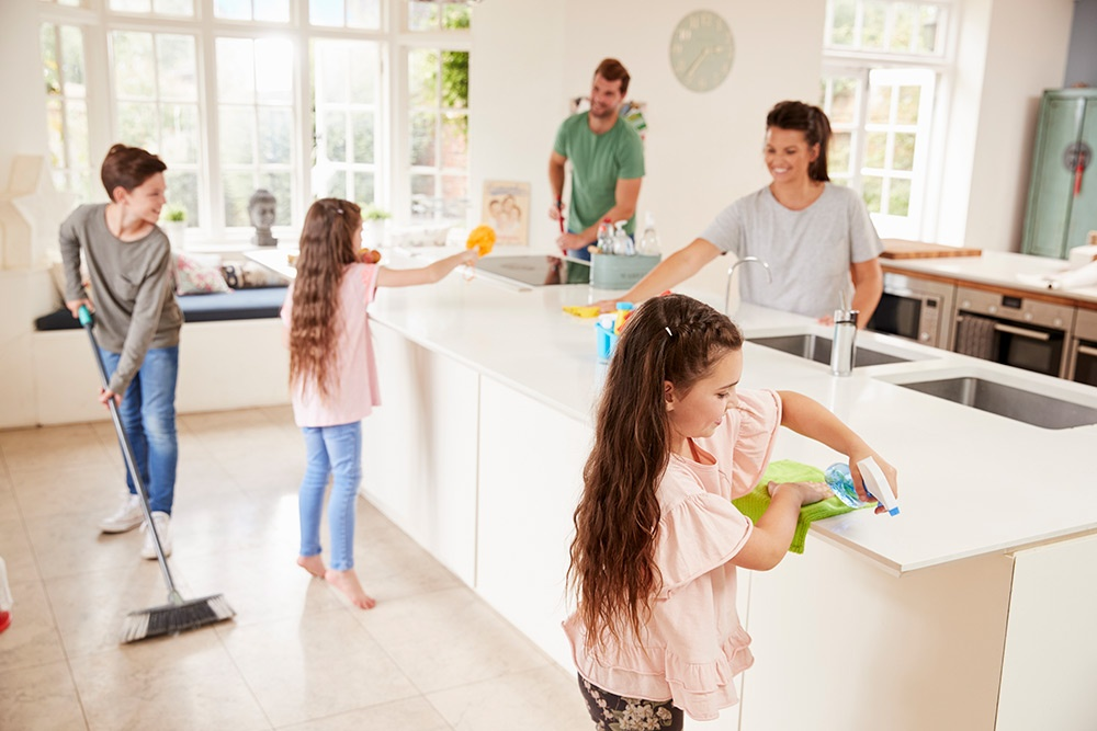 Don't Just Clean, Try These Spring Home Improvement Projects