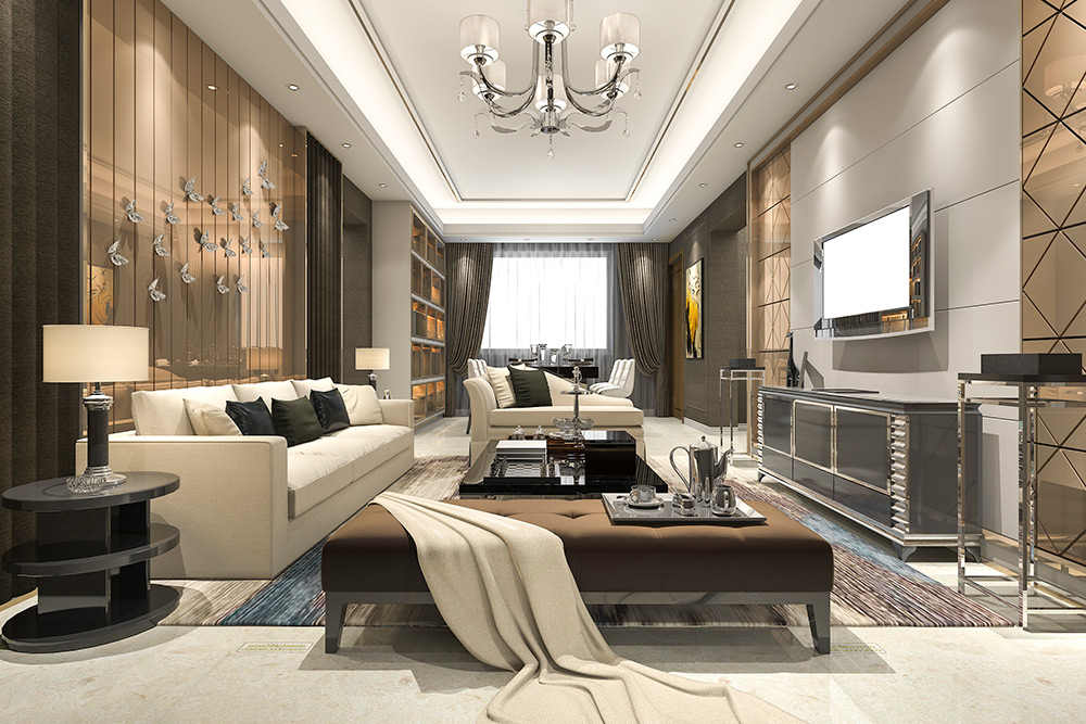 Utilizing Renovations to Give Your Home a Luxurious Feel