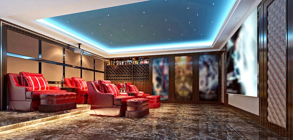 Choosing the Basement Home Theater Layout That Works for You