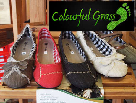 Colourful Grass
