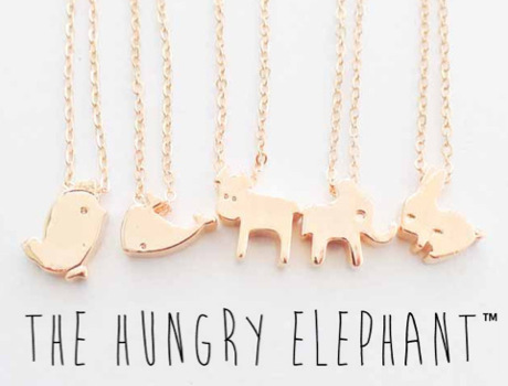 The Hungry Elephant
