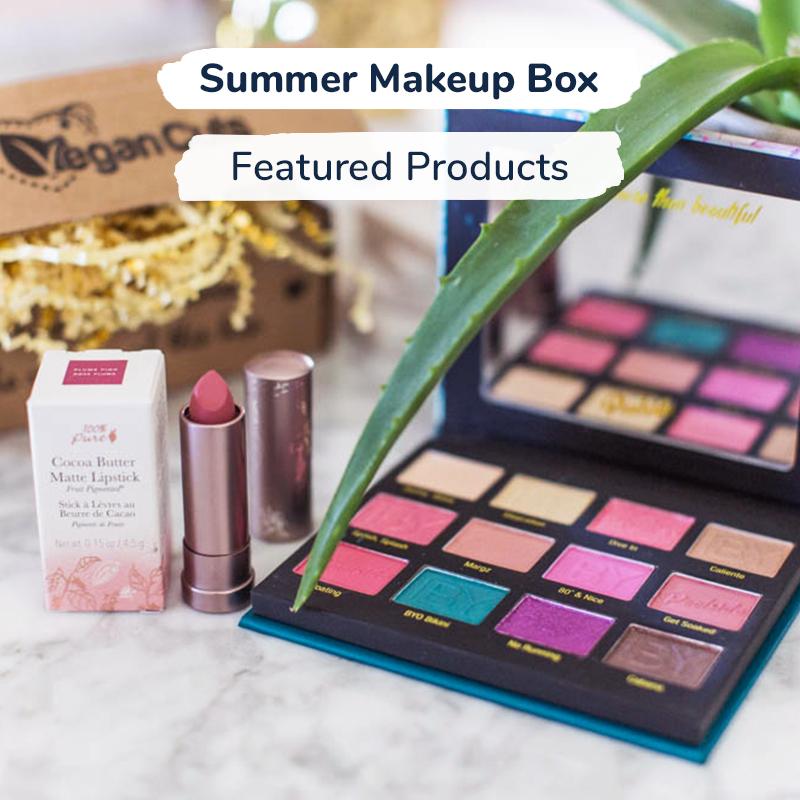 VeganCuts Makeup Box