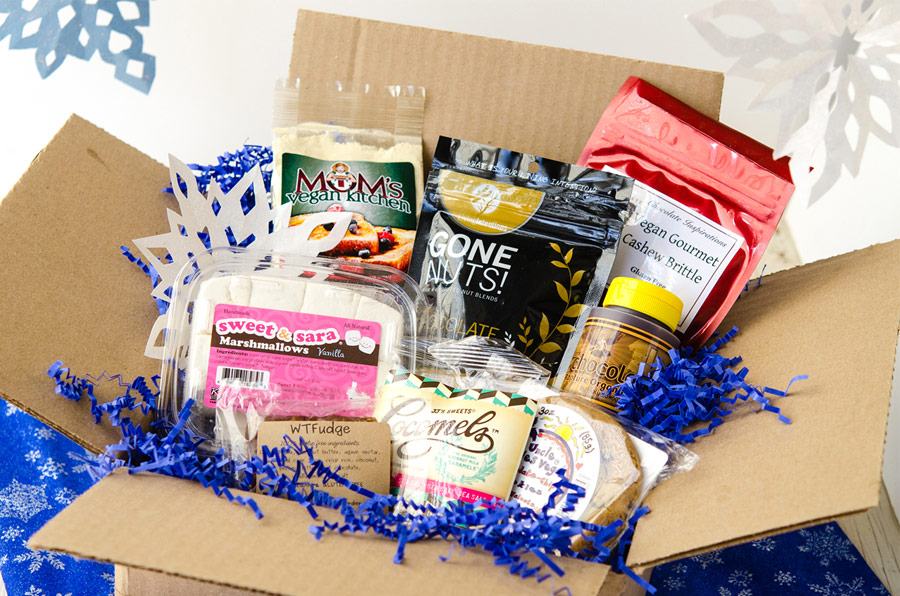 Vegan Holiday Care Package