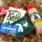 Vegan Gift Basket - Tastes of Oregon Care Package